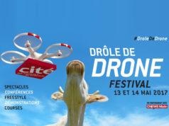 Drole De Drone cite des sciences