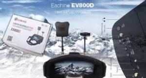 Eachine EV800D DVR Diversity FPV