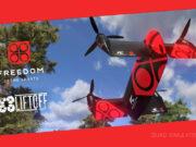 Freedom Class Giant Drone