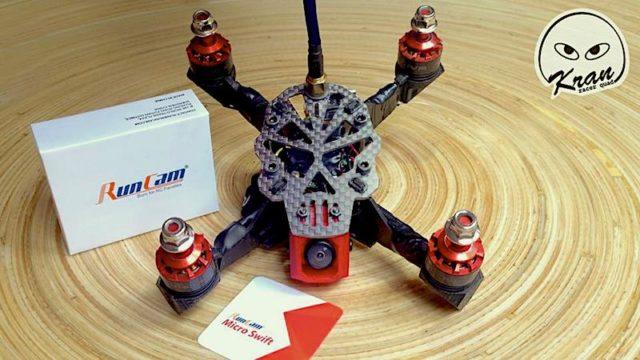 KRAN RACER QUAD Frame X4 fpv drone racing