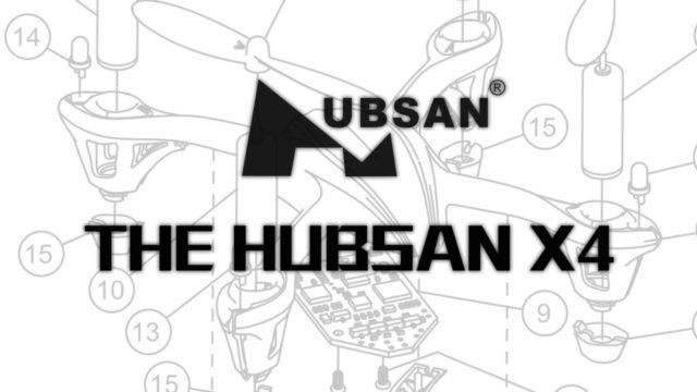 Gamme de drones Hubsan X4 H107