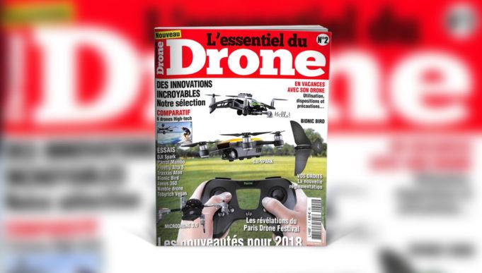 L'essentiel du drone N°2