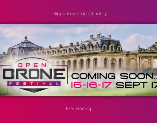 Open Drone Festival septembre 2017