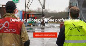 Dronopilot : Formations techniques pilote drone professionnel