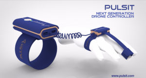 Pulsit next generation drone controller