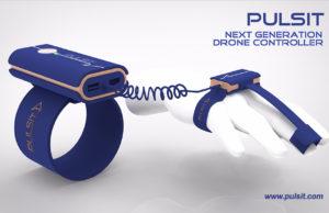 Pulsit next generation drone controller