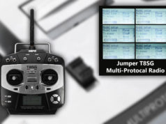 Jumper T8SG Multi Protocol radiocommande