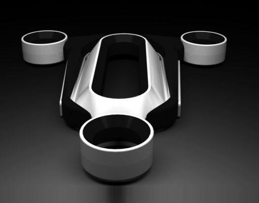 dyson drone fpv sans pales helices