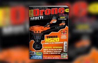 Drone MultiRotor Numéro 16