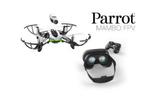 Parrot Mambo Racing Club