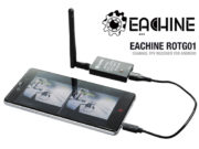 Eachine OTG FPV Receiver Video Drones Racing ROTG01
