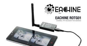 Eachine OTG FPV Receiver Video Drones Racing ROTG01