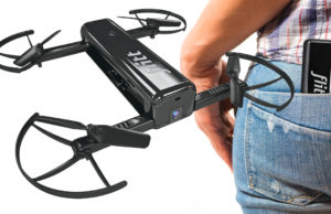 Hobbico Flitt Flying Pocket Size Camera