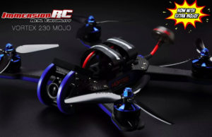 Vortex 230 Mojo ImmersionRC