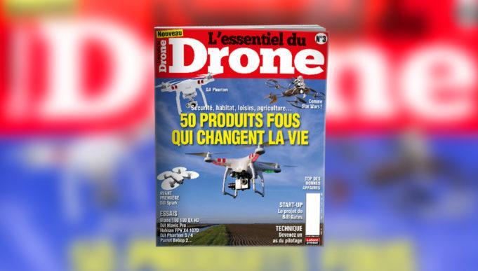 L'essentiel du drone N°3