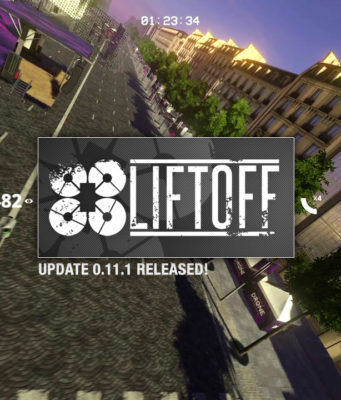 Liftoff 11 simulateur drone fpv racing