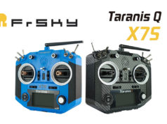 Frsky Taranis q x7 Upgraded M7 Hall Sensor Gimbal