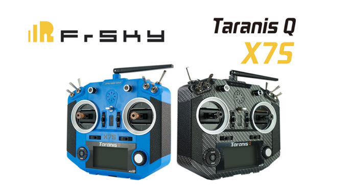 Frsky Taranis q x7 Upgraded M7 Hall Sensor Gimbal