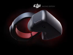 DJI Goggles FPV Racing