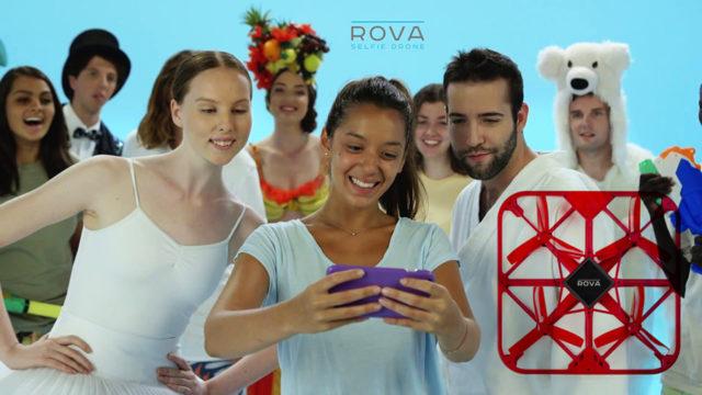 ROVA Flying Selfies