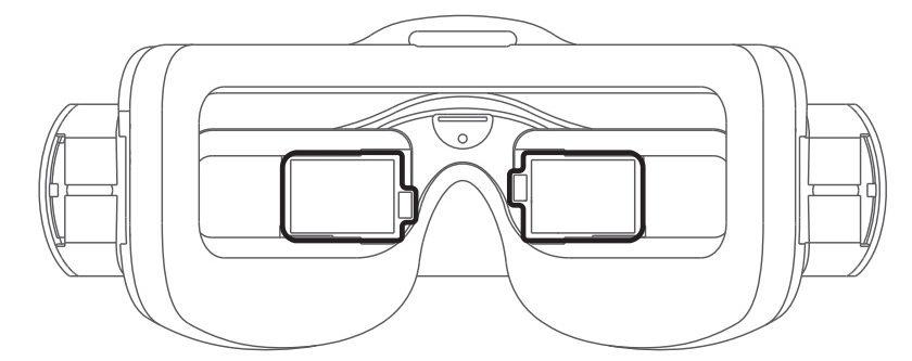 lunette drone fpv racing cheap 720P