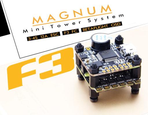 EMAX F3 MAGNUM MINI TOWER