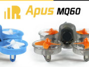 FrSky Apus MQ60 Nano racer