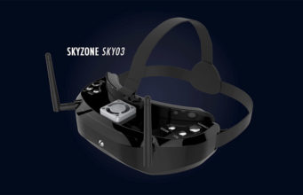 SkyZone SKY03 FPV Goggles