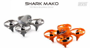 DYS Shark Mako 100mm