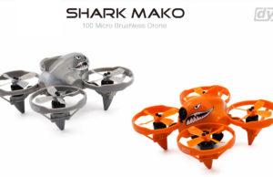 DYS Shark Mako 100mm