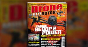 Drone MultiRotor N18 magazine