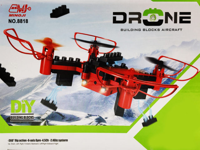 Drone lego DIY