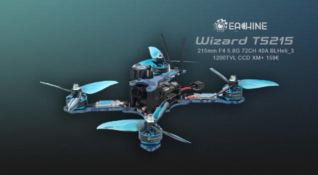 Eachine Wizard TS215