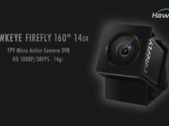 Hawkeye Firefly Micro Camera DVR HD 1080P FPV