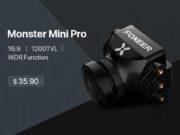 Monster Mini Pro FOXEER