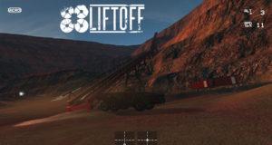 The pit Liftoff Simulator