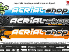 Boutique de drone aerial shop