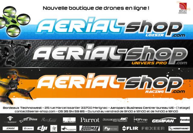 Boutique de drone aerial shop