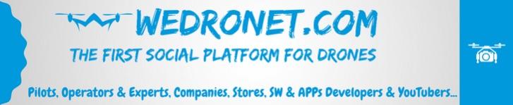 Banner : WeDroneT