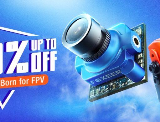 Promotion camera fpv foxeer Eachine Runcam cheap