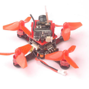 Cute66 66mm Brushless tiny whoop 6