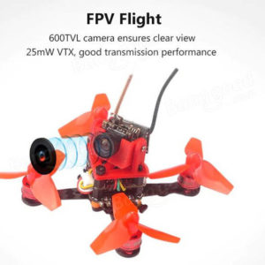 Cute66 66mm Brushless tiny whoop 7