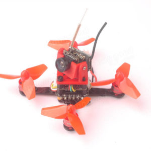Cute66 66mm Brushless tiny whoop 8