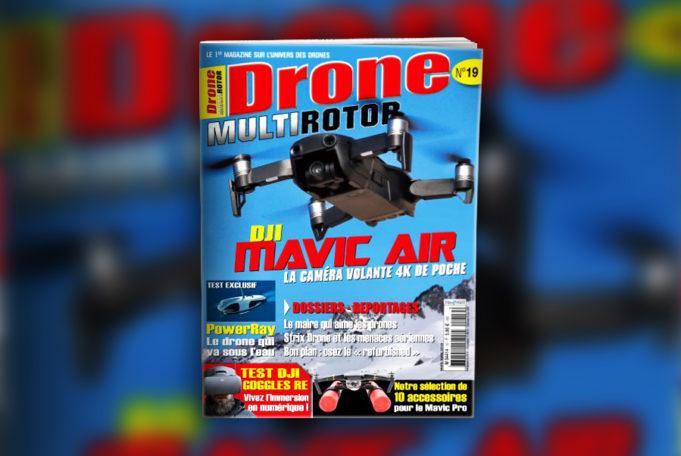 Drone MultiRotor N°19
