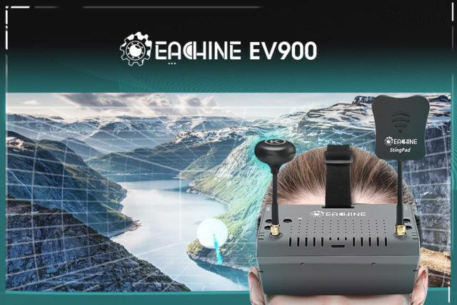 Eachine EV900 FPV