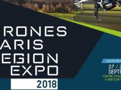 Salon Drone Paris Région 2018 salon expo