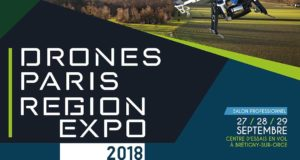 Salon Drone Paris Région 2018 salon expo