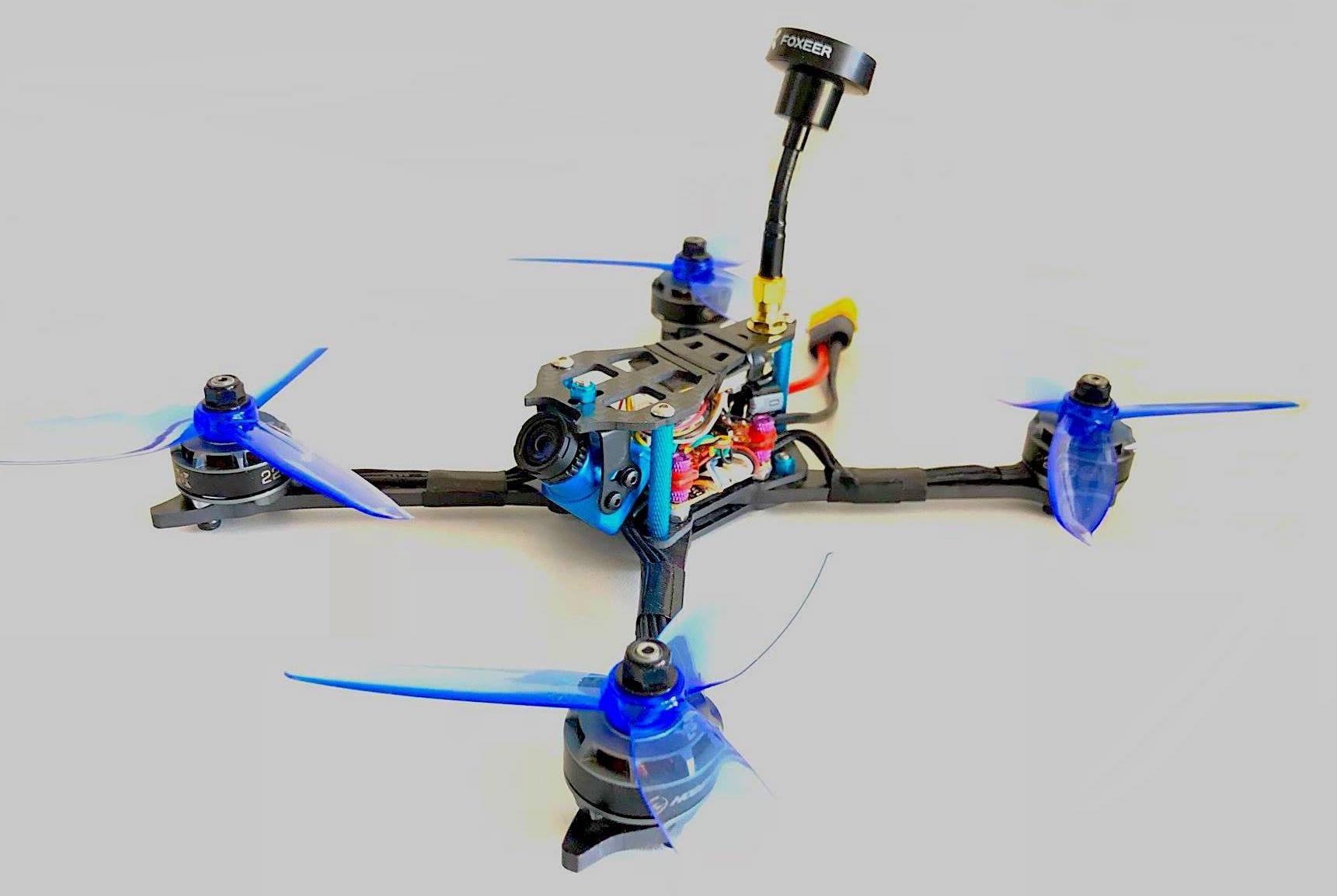 Benjamin Lavayssiere drone fpv racing