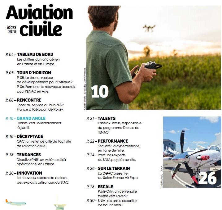 DGAC AVIATION CIVILE N°383 en PDF
