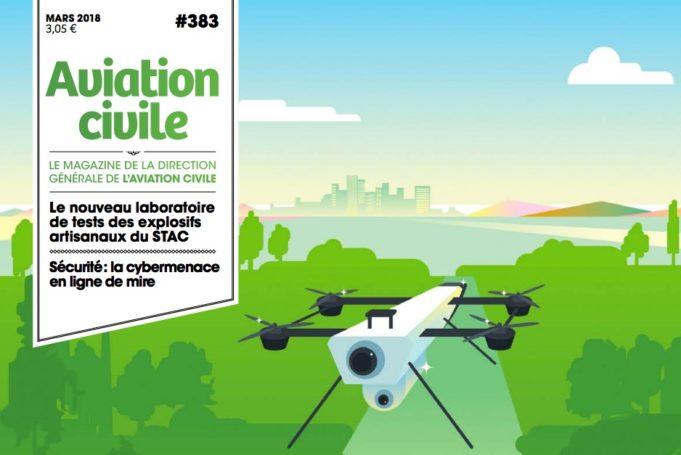 Drones VERS UN RENFORCEMENT LÉGISLATIF